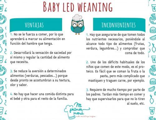 Baby led weaning (II)