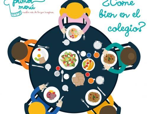 Mi hijo come en la escuela… ¿Está comiendo bien?